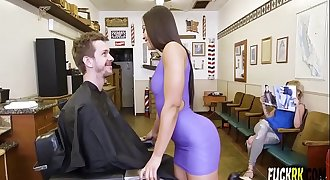 Karissa Kane Hairdresser Hunt Bitchy Wifey Husband
