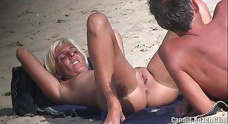 Nudis Beach Milf Voyeur HD Video Spycam