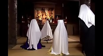 Asian nuns having hookup