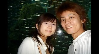 Japanese chick fucking her boy friend - Witness Utter : http://jpbabe.com