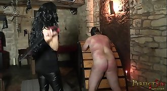 At the Mercy of Mistress Pandora - Female Domination from Czech Mistress