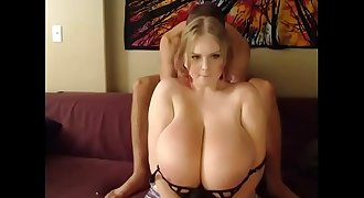 Thick Boobs Amateur Sex Tape