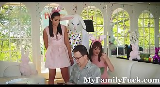 Hot Teen Fucked By Easter Bunny Uncle - MyFamilyFuck.com
