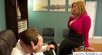 No work, let's jerk! A Labor Day fucking with Sara Jay