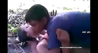 desi husband wife fucked in jungle-mynightsex