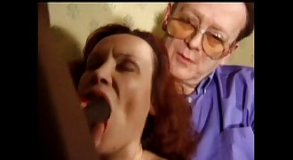 british mature with big black cock
