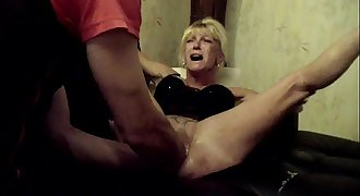 Annabelle Dangel double fisting beaver extrem hole dilation