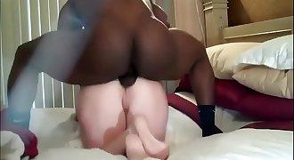 Amateur interracial anal invasion compilation XVIII
