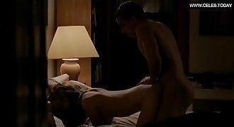 Heather Graham - Naked Hook-up Scene, Explicit Doggystyle - Adrift in Manhattan (2007)