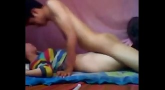 Hot Teenage Couple Fuck - virgincams69.com.MP4