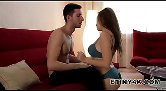 Step sister tempt her brother