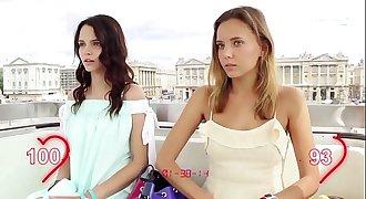 Yonitale: hot teenager Ariel (Lilit A),amazing blonde Katya Clover, public orgasms