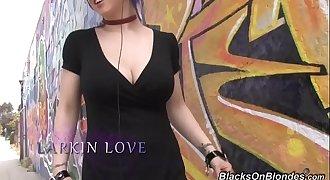 Larkin Love BBC Gang-fuck