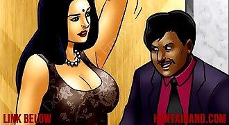 Hot Indian Mummy Tutors a Virgin