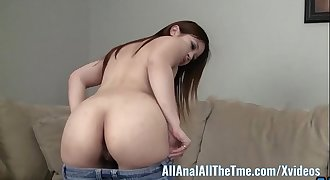 Tight Asian Gets Her Ass Spread and Ate on All Anal!