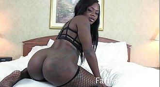 Erotic Masturbate Off Instruction to Sindell Angel's Angelic Farts