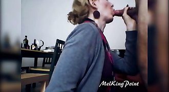 MelKingPoint: Decent Blowjob