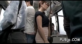 Hawt schoolgirl loves public sex in the middle of a educate