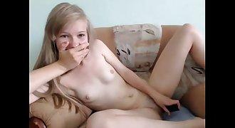 Very Tiny from Girl Teen Cams Petite Petite Teenage18 on Cam